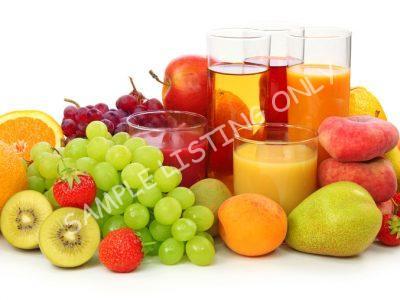 Fruit Juice Concentrate Brix